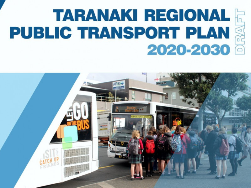 Draft Regional Public Transport Plan for Taranaki